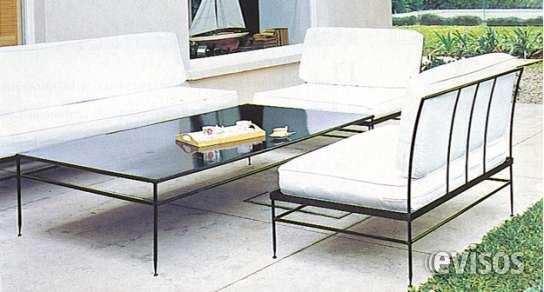 Muebles Ierro Forjado Terraza Esilo Indusrial 991061207 En