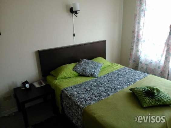 Hermoso y tranquilo dormitorio con amplios closet y baño