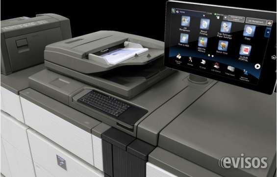 Servicio tecnico fotocopiadoras multifuncionales sharp ricoh hp canon brother xerox