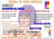 Escuela Internacional de Peluquería y Belleza