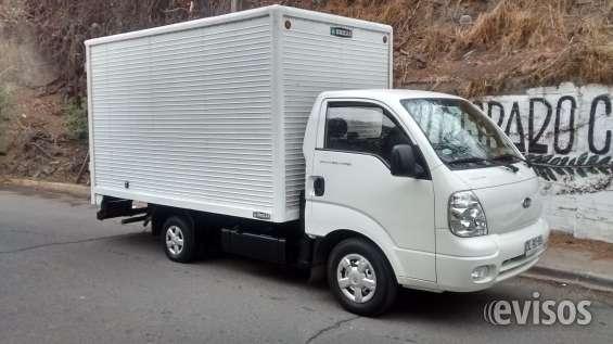 Vendo camioneta kia frontier año 2012 carrozado