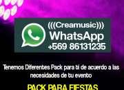 Karaoke y Dj para eventos a domicilio - Creamusic eventos- Santiago