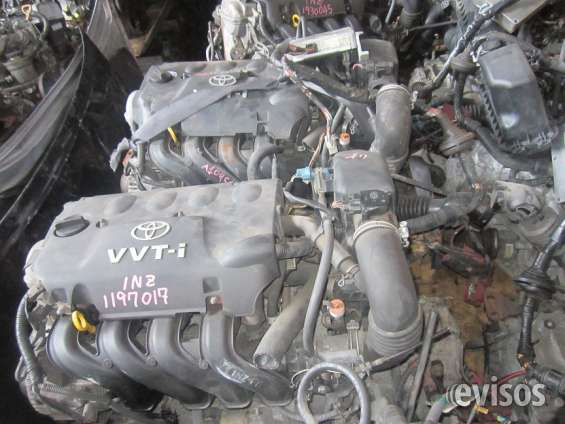 Motor toyota yaris 2000-up