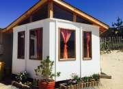 Arriendo Cabañas Nuevas En El Tabo para 6 personas