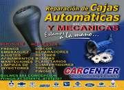 Cajas automaticas y mecanicas