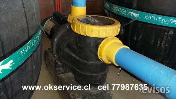Servicio tecnico bombas de piscina, reparacion, mantencion,