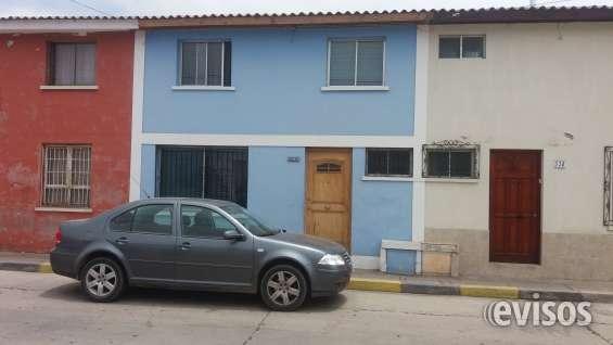 Vendo casa el llano, coquimbo, 2 pisos 4 dormitorios uf 1.950