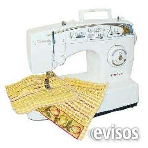 Maquinas de coser se reparan a domciilio