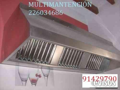 Limpieza de campanas y cocinas industrial 226034686