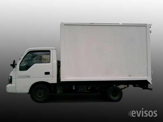Arriendo camiones 3/4 con o sin chofer en santiago