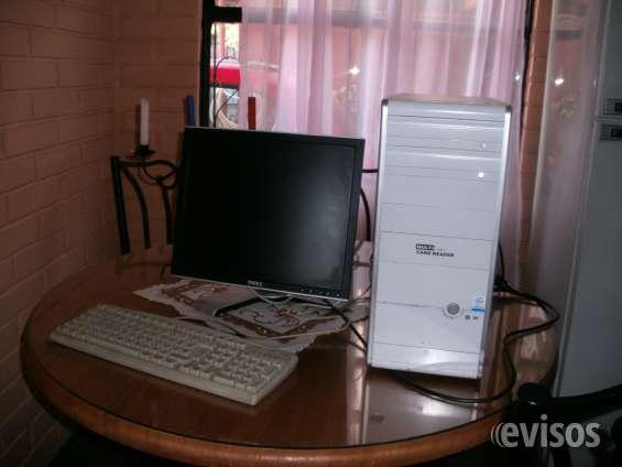 Computador y maquina de escribir