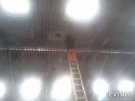 Emergencias, reparación y mantención techos.