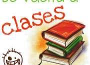 Clases y Apoyo Escolar a domicilio