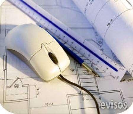 Se dibujan planos de arquitectura