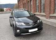 Toyotarav4 suv/offroad 2013