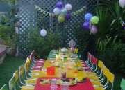 ARRIENDO MESAS Y SILLAS PARA EVENTOS INFANTILES 61908923