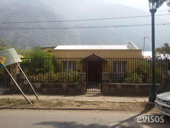 Hermosa casa en san josé de maipo