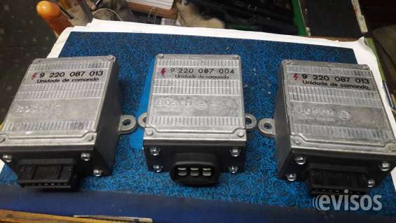 3 modulos nuevos bosch.