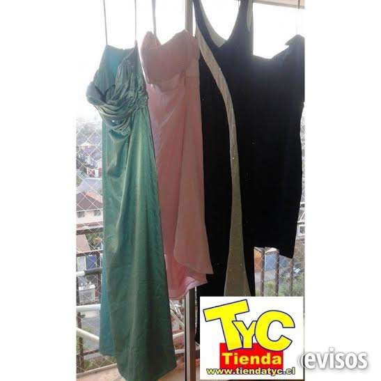Fardos de vestidos de fiesta premium en santiago