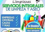Servicio de Aseos Industriales