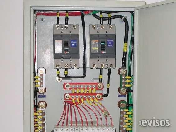 Instalador maestro electrico a domicilio