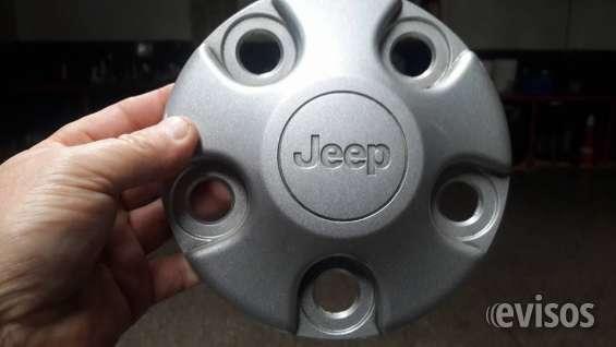 Cono para rueda original para marca jeep, de 5 pernos.