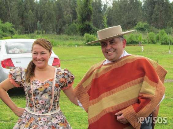 A clases de cueca y folclor particulares