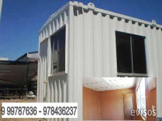 Oficinas container 10 pie 3x2,5mt