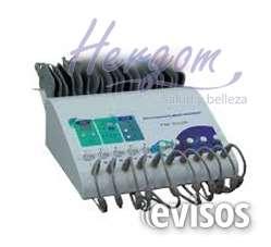 Electroestimulador ondas rusas, cuadradas , tens e infrarrojo