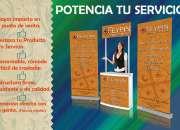 Stand Publicitario Portable