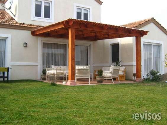 Cobertizos, terrazas- instalación de 1 a 2 días - stgo y v región