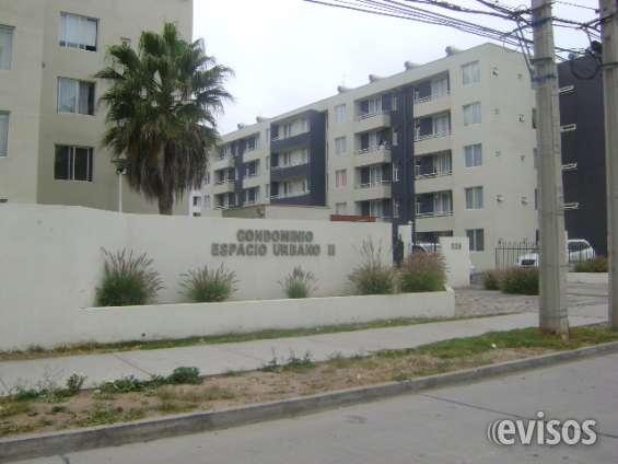 Vendo departamento central 3 dormitorios en serena