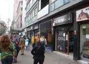 local comercial pleno santiago centro a paso de plaza de armas frente a paradero