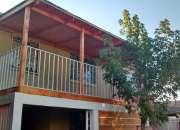 Hermosa casa en Quilicura con almacen
