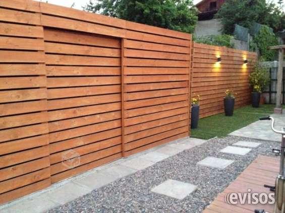 Deck en madera para piscinas