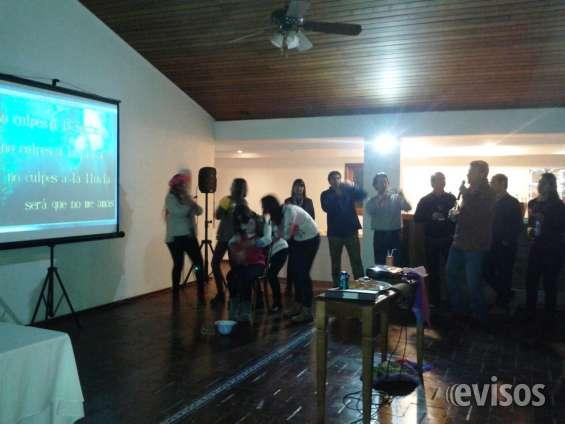 Fiestas a domicilio en santiago