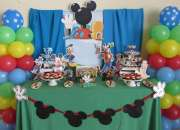 Candy Bar o buffet de dulces a domicilio