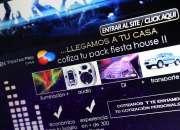dj amplificacion iluminacion para fiestas y eventos