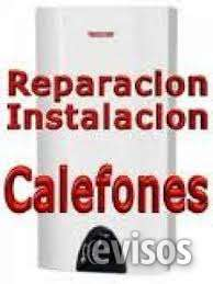 Gasfiter a domicilio 973029395 calefont ionizado