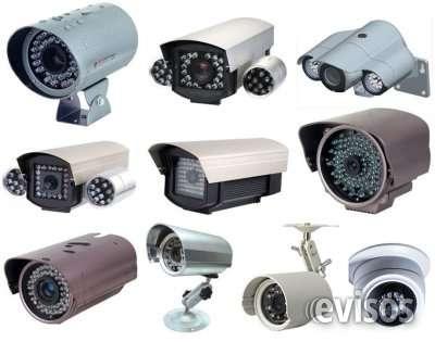 Camaras de vigilancia, servcio tecnico a domicilio v region