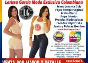 Jeans 100% colombianos levanta cola (push up) -bi…