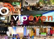 Productora VIPEVEN Marketing Promociones Activaciones BTL