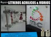 LETREROS ACRILICO  INSTITUCIONALES