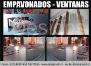 VINILOS DECORACION EMPAVONADOS & ADHESIVOS PVC