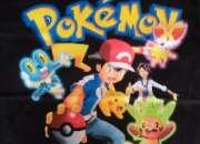 Poleras pokemon go originales hermosasninosy no…