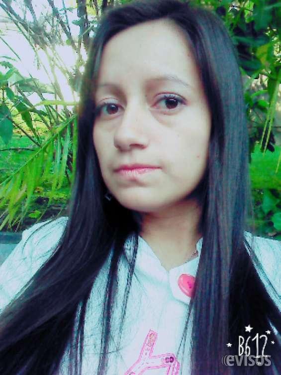 Tengo 24 años soy peruana .busco pega de camarera , ayudante de cocina o cualkier otro