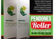 PENDON ROLLER CON CALIDAD FOTOGRAFICA PARA EVENTOS