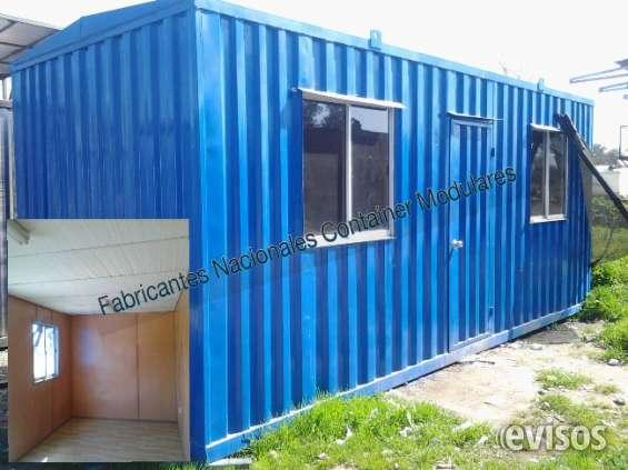Container oficinas fabricaciones nacionales