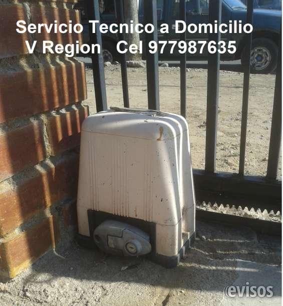 Rossi, servicio tecnico v region