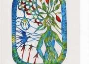 Cuadros exclusivos de arte polaco wicinanky, hermosos diseños.